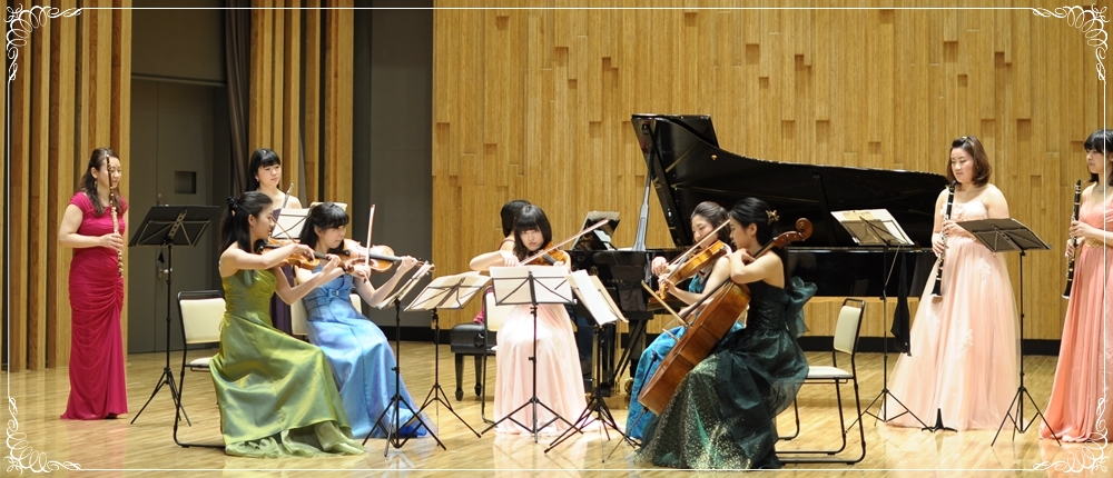 写真:Bloom Quartet & Ensemble